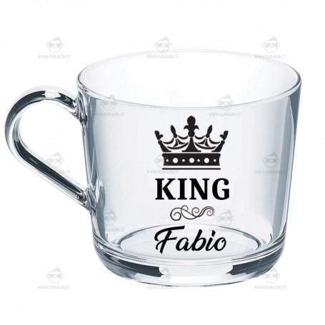 Tazza King Personalizzata
