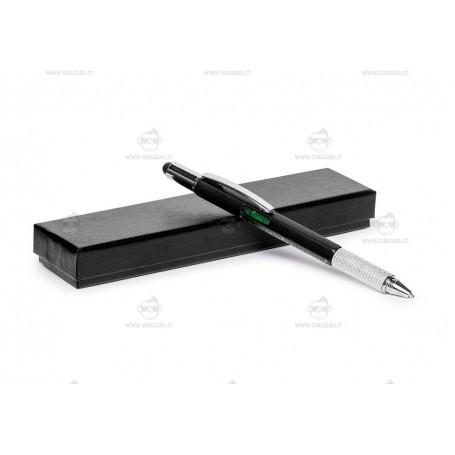 Penna con Righello per Architetto